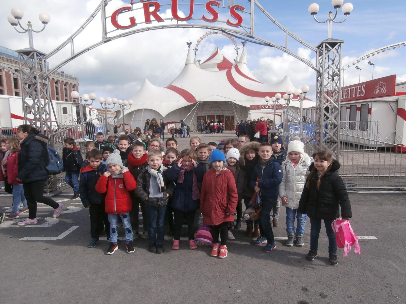 cirque arlette gruss lille 2018